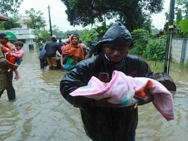 Help Kerala Flood Victims, Let's Rebuild Their Lives