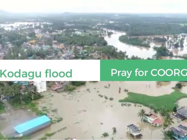 Rebuild Kodagu - An Initiative To Rebuild Houses At Coorg