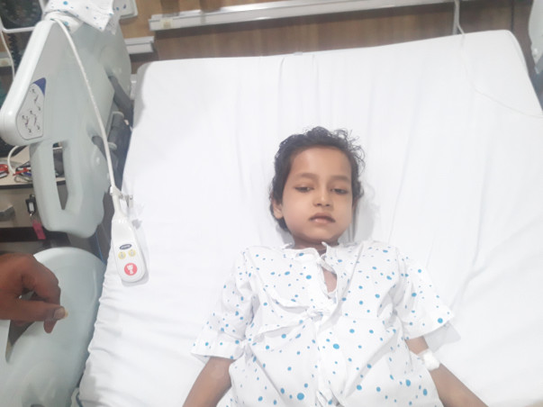Help 6 Year Old Fight Cancer