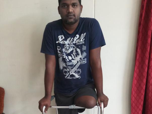Help Praveen Fight PAD (Peripheral Artery Disease)