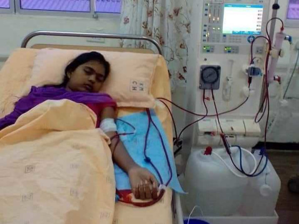 Help Prajakta Undergo Treatment For Kidney Failure