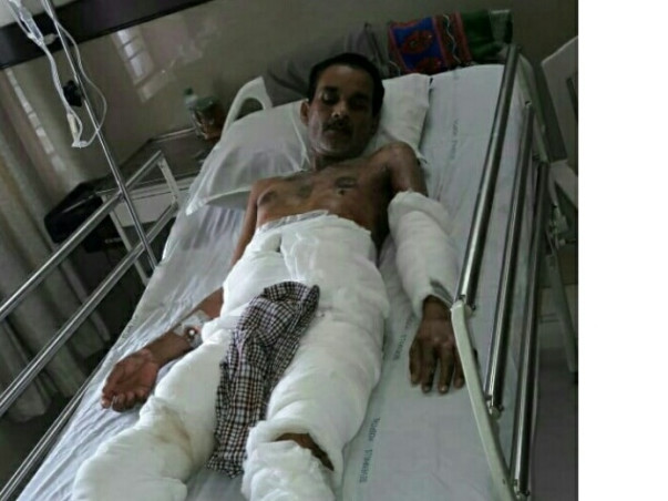 Help Meghanada Sahu Recover After Accidental Electrocution