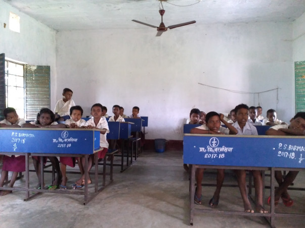 Library: A Initiative For Jharkhand Rural children