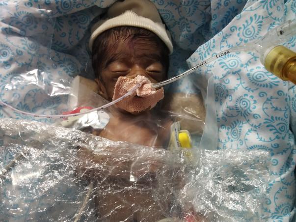Help Deivanai and Bushanam Save Their Girl