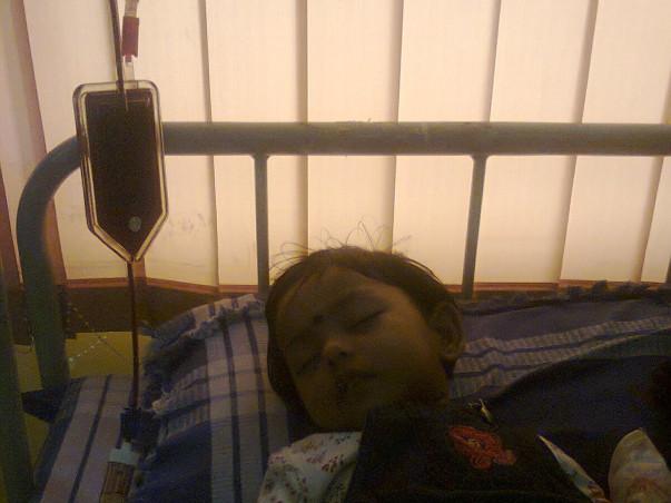 Help Deepali Fight Thallasaemia (a blood disorder)