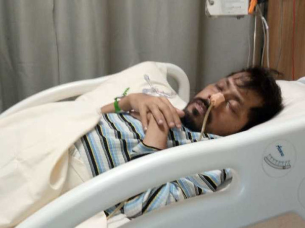 Save Chinmaya. Kidney & Liver Transplant at the earliest