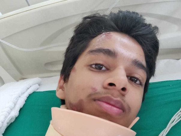 Help Shubham Recover After A Critical Accident