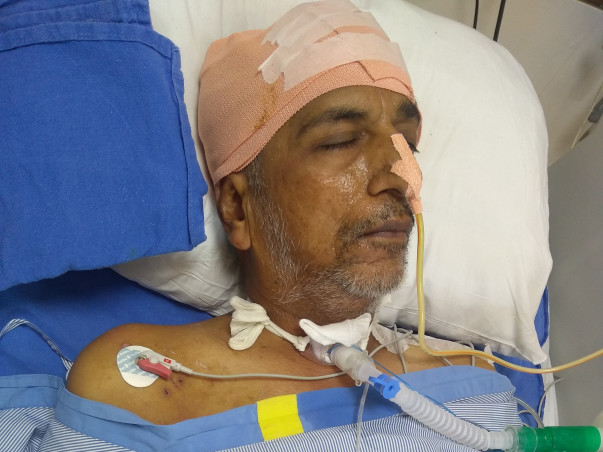 Help My Father Fight Deadly ACOM Aneurysm and Subsequent Complications