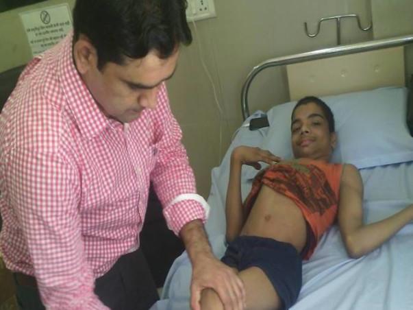 Help Special Children Undergo Therapy & Rehabilitation
