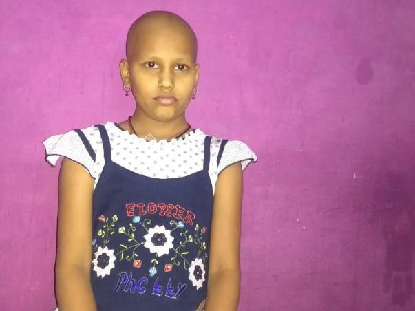 Help Akshaya Fight Bone Cancer