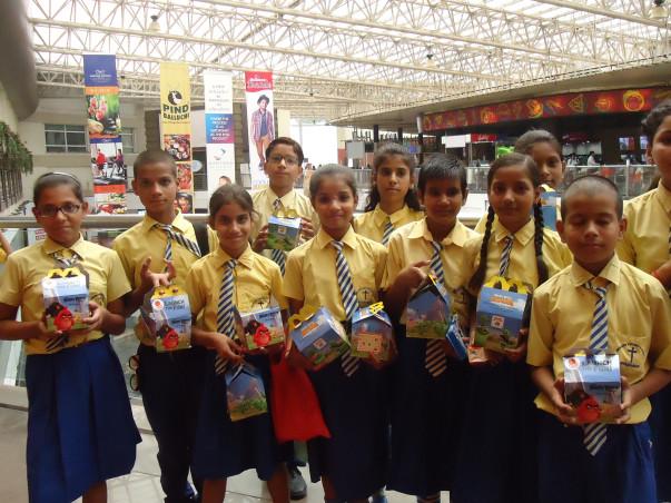 Support 300+ Poor Children's Education