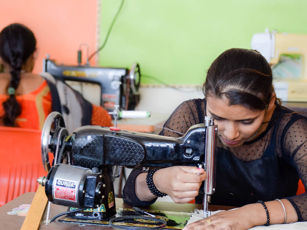 Sewing School For Sex-Trafficking Survivors