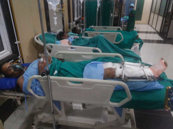 Help My Friend, Balaji, Recover From Severe Injuries