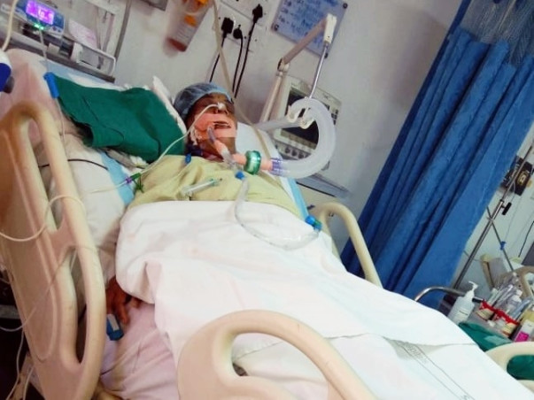 Help Sunita Recover From Severe Illness