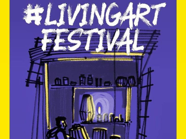 Living art festival : a community childrens engagement initiative.