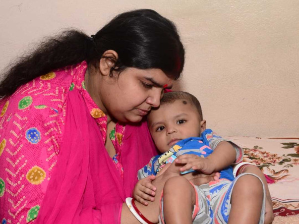 Help This 10-month-old Who Battles For Life Second Time In 3 Months
