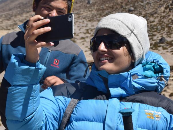 Help Krutika Jain represent India on an Arctic expedition.