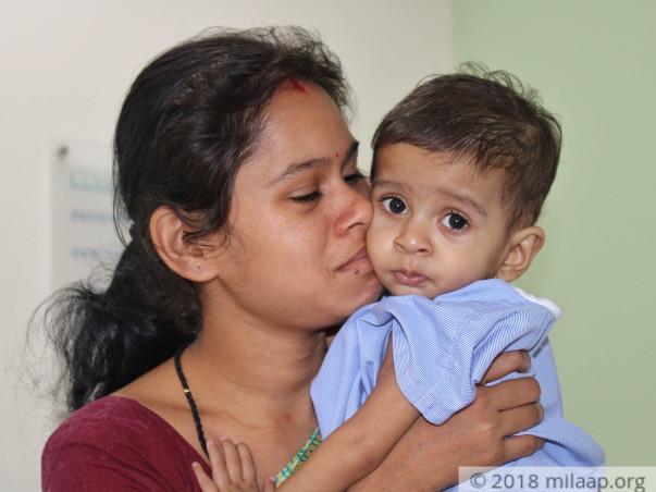 Support Samiksya Prasad to fight  Heart Disease