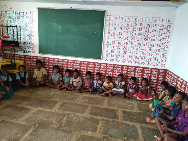 Light Up Lives of School Children