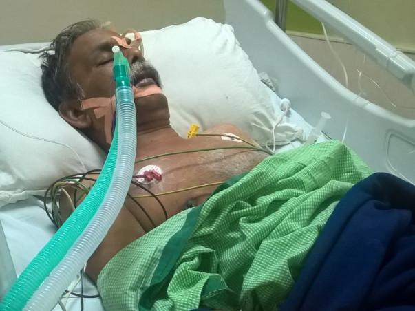 Help Vijay Kumar to Fight Pulmonary  Edema