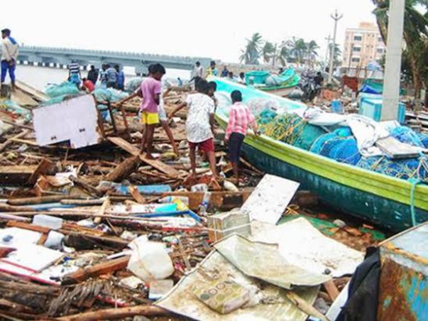 Help Us Provide Relief in Cyclone Affected Places in Tamil Nadu Delta