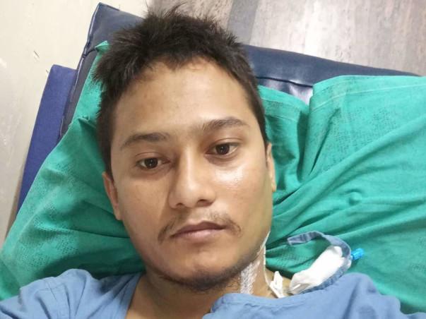 Help Naresh Fight Blood Cancer