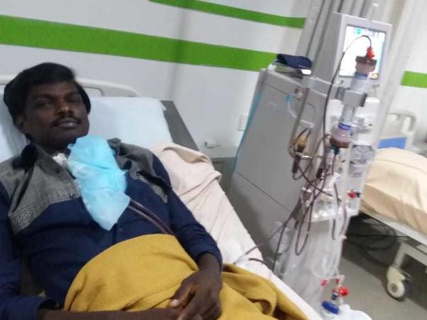 Help Mukesh Undergo Kidney Transplant