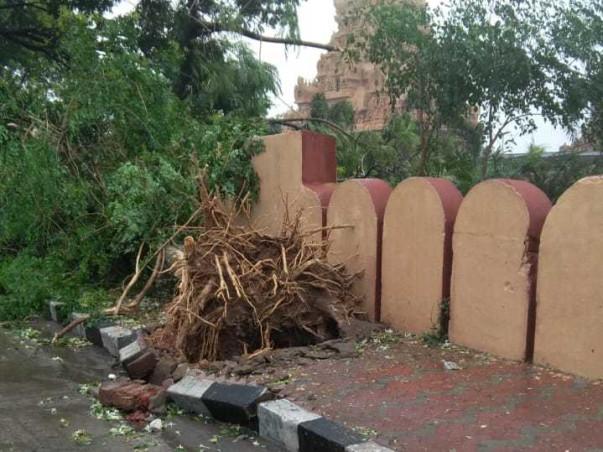 Help Folks Of Peravurani From Gaja Cyclone