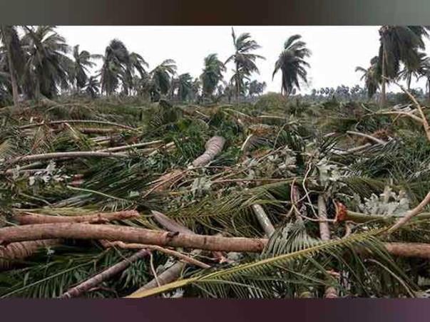 SAVE DELTA | Cyclone Relief Campaign