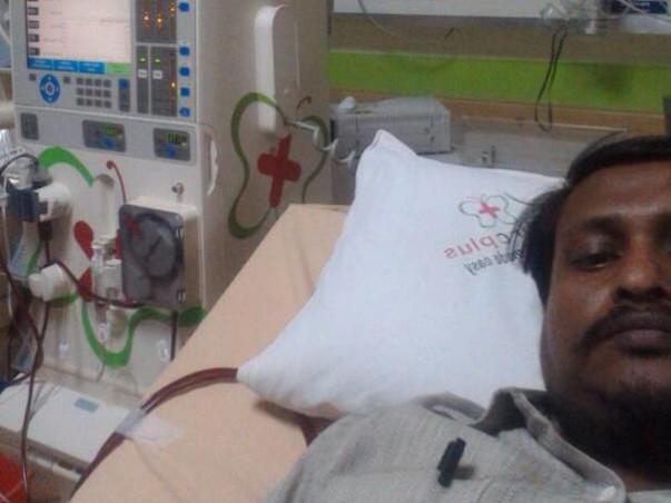Help Baba For Kidney Transplant