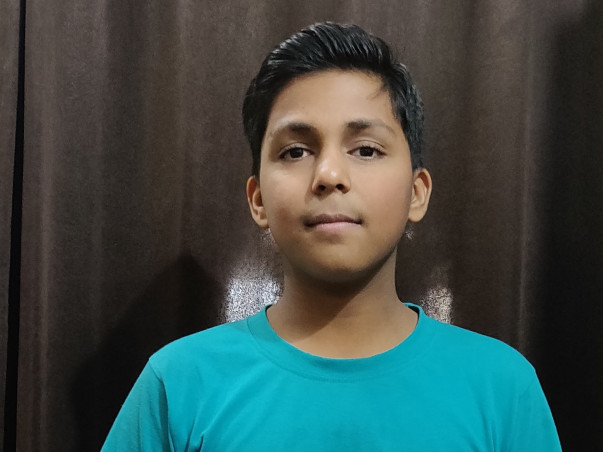 Support Hariom With His Education