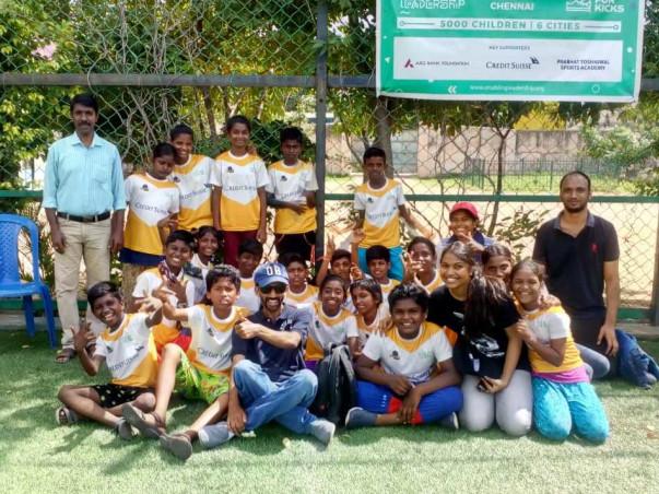 Transport our Children's football dream'
