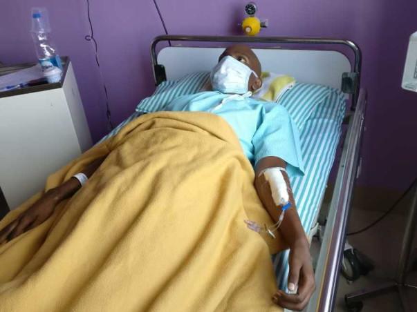 Help Nagu Fight Cancer