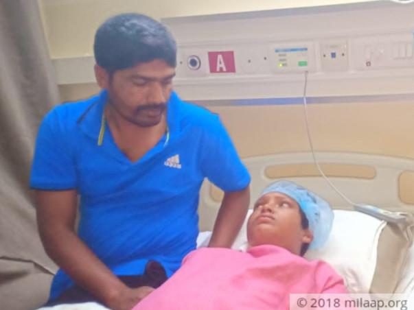 Swapna needs your help to fight disease