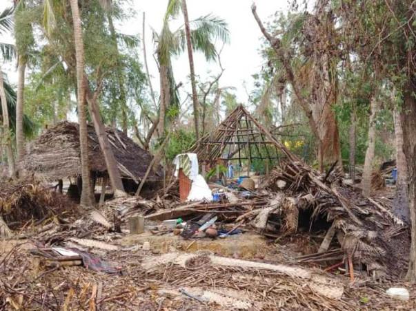Save Delta| Cyclone Gaja Releif Campaign