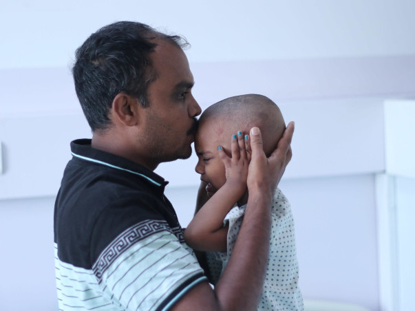 Baby Greeshma needs your help for the treatment