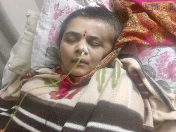 Help Neelam Recover from Tramatic Brain Injury