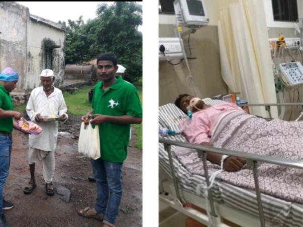 Help Sumit Recover From A Major Accident