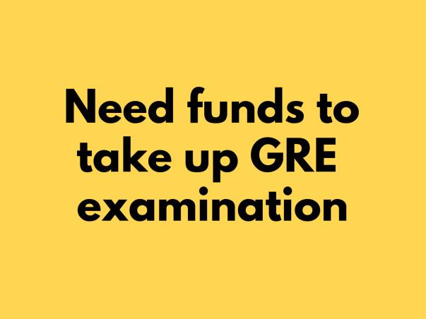 Help Ketan Give The GRE Exam