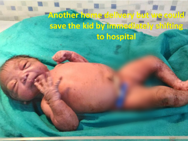 Save The Children Of 100 Villages