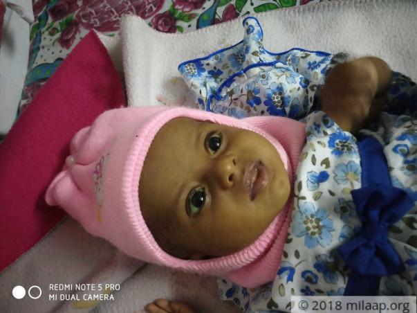 Help Juveria Undergo Liver Transplant