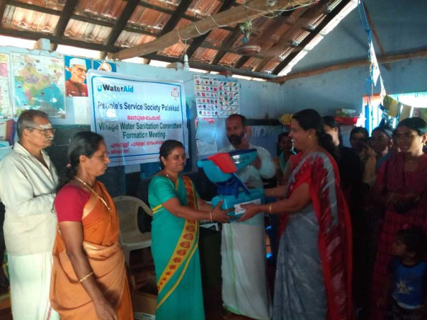 Muskan: Toward Clean and Safe Drinking Water