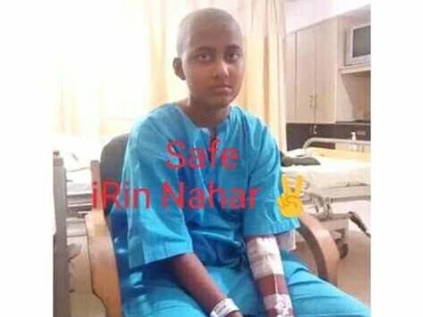 Please Help Me Fight Blood Cancer And Undergo Bone Marrow Transplant