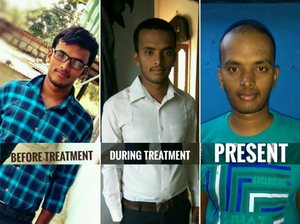 Help Subramanyam Fight Cancer