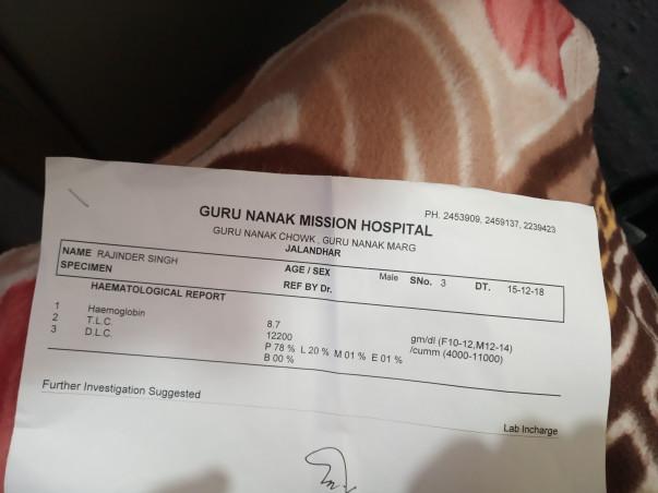 Please help so I can undergo Kidney Transplant