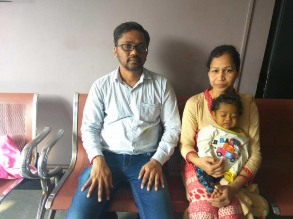 24 Hours To Help 1-year-old Aarav Get A Liver Transplant And Save Him