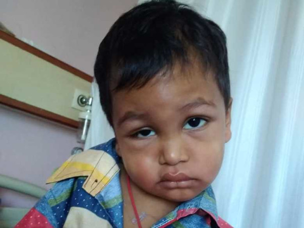 Help 3-year-old Fight blood Cancer