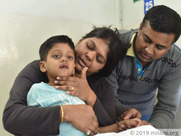 These Parents Are Struggling To Save 4-Year-Old From Liver Disease