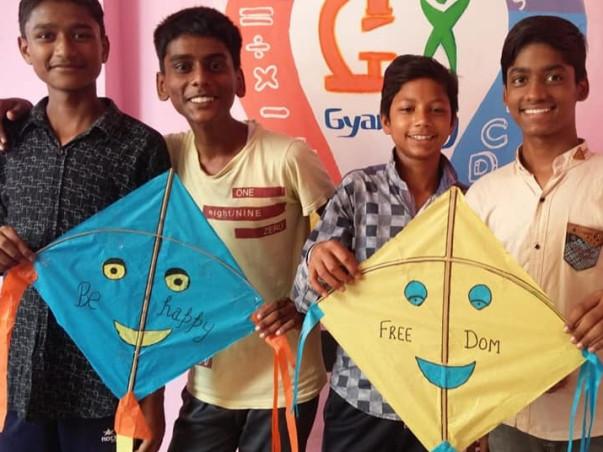 Help Aman Educate His Neighborhood's Children Better
