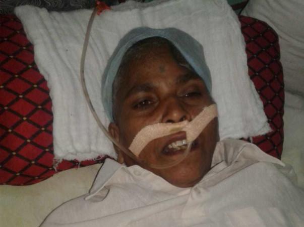 Help Laxmi Undergo Brain Surgery